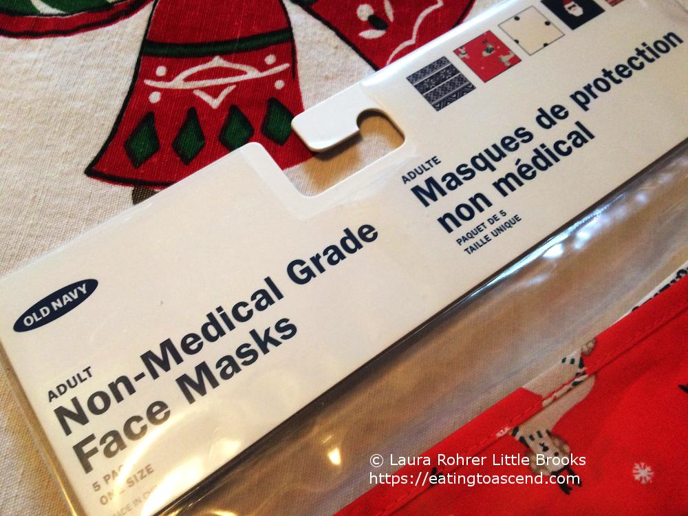 OLD NAVY Non-Medical covid masks 2020