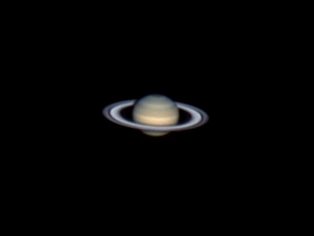 The celestial body of Satan / Saturn